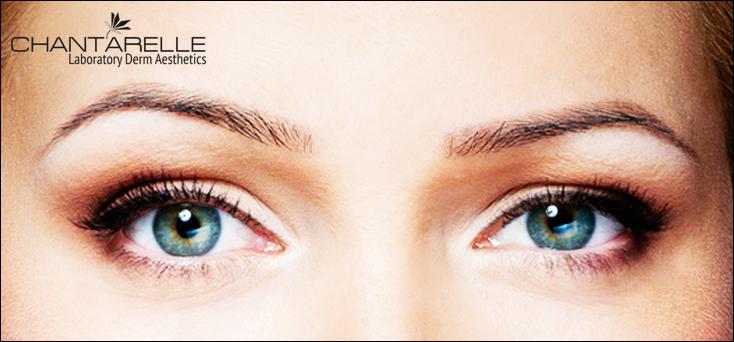 CHANTARELLE Jak dbacie o skore wokol oczu